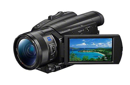 3分でわかる4K HDR撮影対応のハンディカム『FDR-AX700』プレスリリース