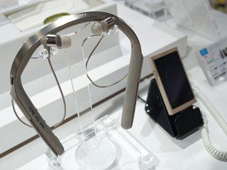 進化したノイキャンワイヤレスヘッドホン『WI-1000X』『WH-1000XM2』ショールーム展示レポート