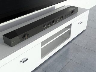 「Dolby Atmos」「DTS:X」対応サウンドバー『HT-ST5000』新登場!