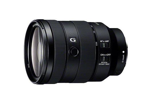 新レンズ『SEL24105G』のプレスリリースと『400mm F2.8』開発発表