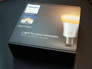 【レビュー】スマートLED照明『Philips Hue』開梱&セッティングレポート