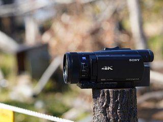 【レビュー】ハンディカム『FDR-AX700』を使ってHDR撮影に挑戦