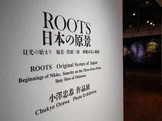 小澤忠恭氏作品展『ROOTS 日本の原景』