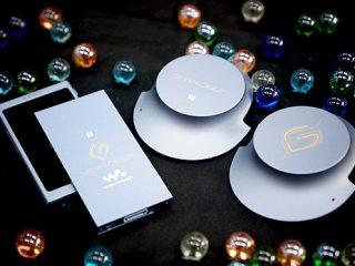 GARNiDELiA(ガルニデリア)コラボウォークマン刻印デザインの店頭展示を開始しました!