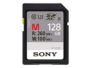 SDXC/SDHC UHS-IIメモリーカード「SF-M32/M64/M128」無償交換受付は3月31日まで
