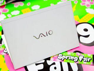 『VAIO S13/S11』春のパーツキャンペーンご案内