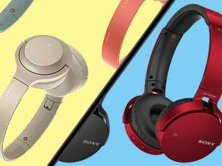 ワイヤレスヘッドホン「h.ear on 2 Mini Wireless」と「MDR-XB650BT 」がプライスダウン