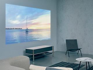 高精細な大画面映像と透明感のある音が楽しめる4K超短焦点プロジェクター 『LSPX-A1』新登場!