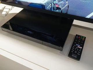 ドルビービジョン対応のUHD BDプレーヤー『UBP-X700』展示レポート