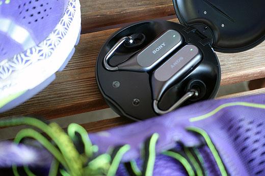 ジョギングで使う『Xperia Ear Duo』の話
