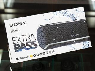 【プライスダウン】ワイヤレスポータブルスピーカー「SRS-XB31/XB21」が最大2,500円お得になりました!