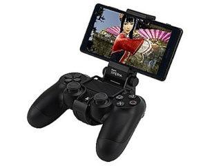iPhoneでPS4リモートプレイを快適に楽しめる!ゲームコントローラーマウント『XD mount』のご紹介!
