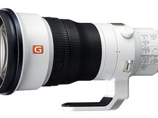 大口径超望遠レンズGマスター『SEL400F28GM』国内向けプレスリリース