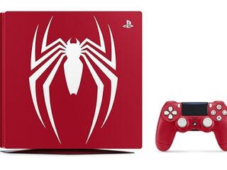 PS4 Proにスパイダーマンの特別デザインモデルが数量限定で登場!先行予約開始!