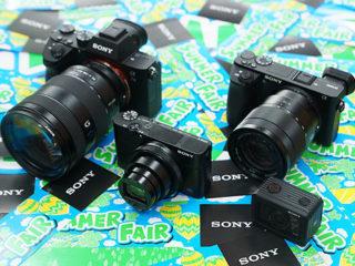 『ソニーショップ サマーフェア』で3年ワイド保証半額クーポン&カメラフェア特典プレゼント! 最もお得な購入方法はコレです!