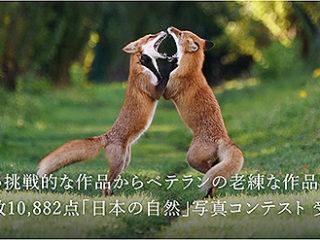 応募総数10,882点「日本の自然」写真コンテスト受賞作品 発表!