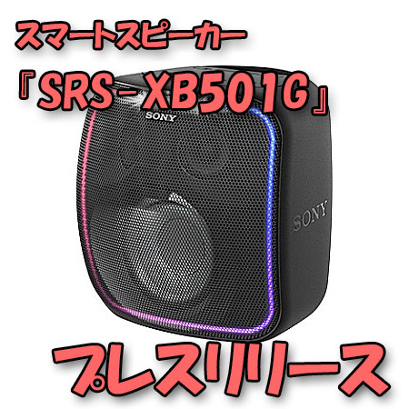 SRS-XB501G