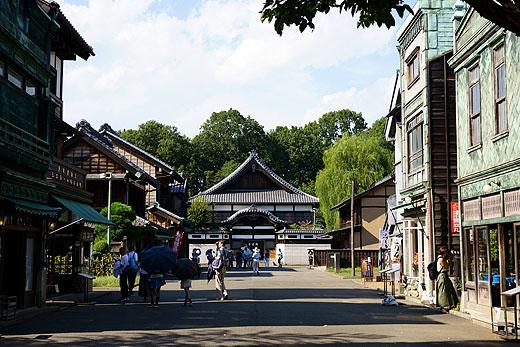 江戸東京たてもの園 撮影会 @ 江戸東京たてもの園