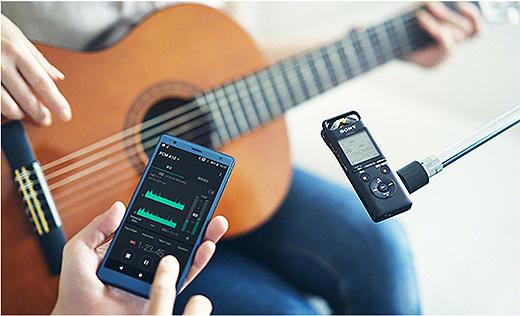 可動式マイクを搭載したハイレゾ対応リニアPCMレコーダー『PCM-A10』先行予約販売開始
