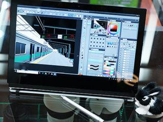 【レビュー】VAIO A12で使うイラスト制作ソフト『CLIP STUDIO PAINT』実機レポート