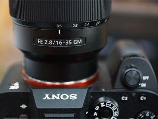 『SEL1635GM』レンズ本体ソフトウェアアップデート Ver.03