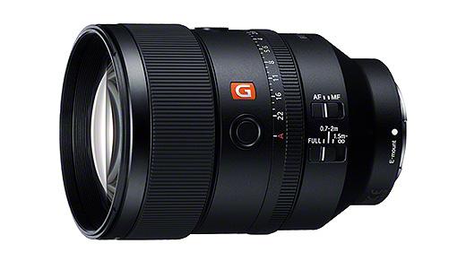【プレスリリース】開放F値1.8から画面全域で高解像を実現した大口径望遠単焦点 Gマスターレンズ『SEL135F18GM』発表 3月5日10時より先行予約販売開始