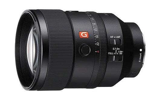ソニーUKにて135mm F1.8 G Masterレンズが発表