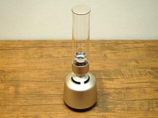 新型グラスサウンドスピーカー『LSPX-S2』店頭展示開始しました