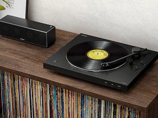 【新商品】BluetoothやUSB出力端子を搭載!アナログレコードを手軽に楽しめるステレオレコードプレーヤー『PS-LX310BT』新登場!