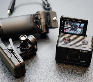 【レビュー】サイバーショット『RX0M2』開梱レポート & 4K動画撮影、手振れ補正、インターバル撮影を試してみました!