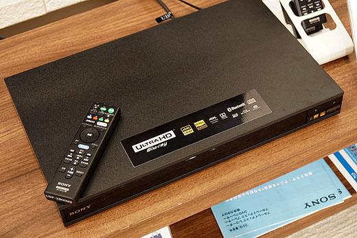【レビュー】4K UHD BDプレーヤー『UBP-X800M2』実機レビューレポート