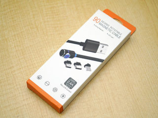 簡単接続 USB充電機器に便利な『マグネティック ケーブル』