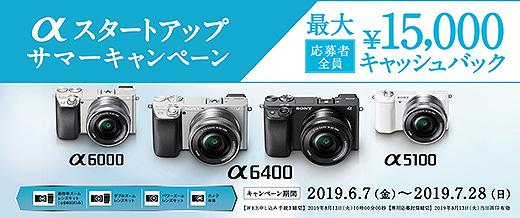 ミラー レス α6400 ソニー