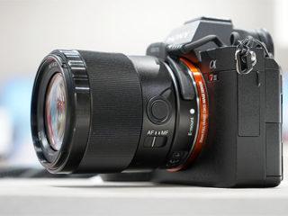 【レビュー】単焦点レンズ『SEL35F18F』ショールーム展示レポート