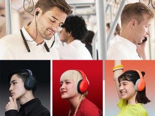 業界最高クラスのノイキャン性能を持つネックバンド型ワイヤレスイヤホン『WI-1000XM2』などワイヤレスヘッドホン3機種が新登場!