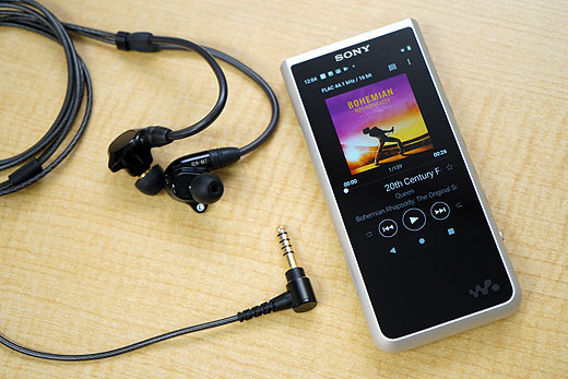 Android搭載・ハイレゾ&バランス接続対応ウォークマンの高音質モデル『ZX500シリーズ』総まとめレビュー!