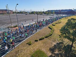 """""""α6600""""で撮る『横浜マラソン2019』観戦レポート"""