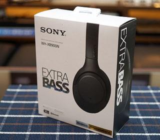 【プライスダウン】迫力の重低音が冴える、ノイズキャンセリング搭載ワイヤレスヘッドホン『WH-XB900N』が約2,000円値下がりへ!
