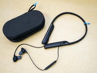 折りたためるネックバンドワイヤレスヘッドホン『WI-1000XM2』出荷開始