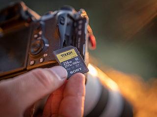 SDXC UHSスピードクラス3対応、強靭性、防水防塵性に優れたSDカード【TOUGH】に新モデル『SF-Mシリーズ』 登場!