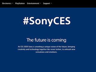 CES 2020のソニープレスカンファレンスは日本時間1月7日10時から