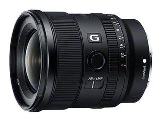 【5分でわかる】焦点距離20mm、フルサイズ対応の大口径超広角単焦点レンズ 『SEL20F18G(FE 20mm F1.8 G)』プレスリリース!