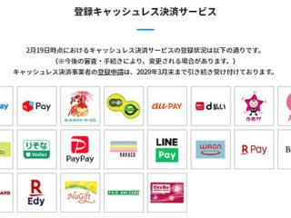 『マイナポイント』の決済事業者の第一弾が発表! d払いもau PAYもいけます!