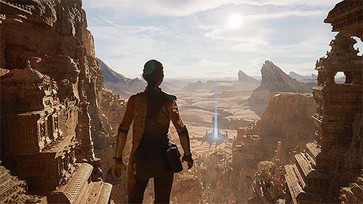 PS5で動く次世代ゲームエンジン『Unreal Engine 5』のリアルタイムデモ映像が公開!