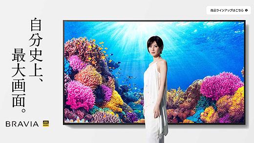 【3つのスゴイキャンペーン実施中!】4Kテレビを買うなら今!ソニー 4Kブラビア最新納期情報