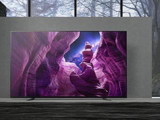 有機ELテレビ ブラビア『A8Hシリーズ』発売日延期についてのお知らせ