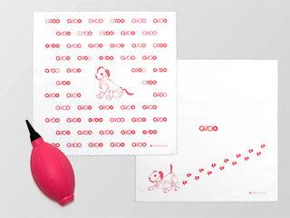 【新商品】aibo専用関連グッズに『お手入れブロアー』&『お手入れクロス』が新登場!ソニーストアにて取り扱い開始!