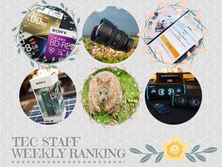 【ランキング】注目度UP!7/4~7/10までの1週間で人気を集めた記事TOP7