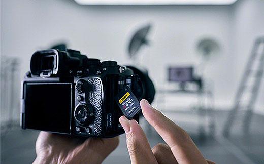 【新製品】世界初!小型&高速性能を両立した次世代規格CFexpress Type A対応メモリーカード『CEA-Gシリーズ 』発表!