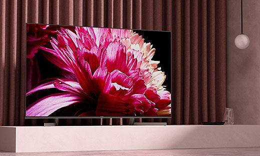 【プライスダウン】プレミアム4K液晶テレビ『X9500Gシリーズ』85型が10万円の大幅値下げ!後悔しないテレビサイズの選び方!
